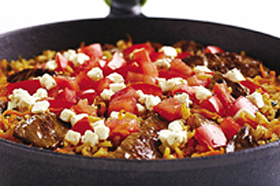 Tomato & Beef Skillet Image 1