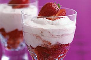 Parfaits aux fraises Image 1
