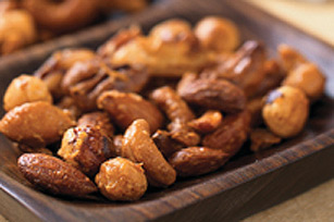 Zesty Orange Mixed Nuts Image 1