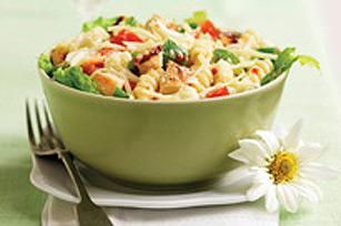 Salade italienne au poulet haché
