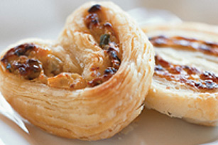 Mushroom Chive Palmiers Image 1