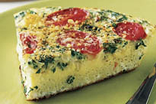 Mostly Herb Frittata Image 1