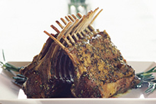 Rosemary Lamb Chops Image 1