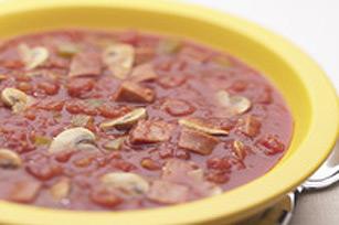 Pizza en soupe Image 1