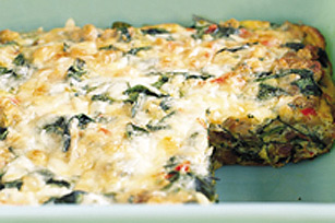 Strata Recipes easy bake strata recipe - kraft canada