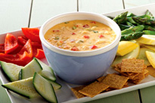 Hot 'n Cheesy Crab Dip