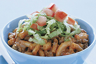 Sloppy Joe au macaroni