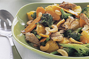 Citrus Pork Stir-Fry