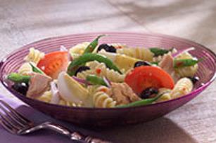 Salade de pâtes niçoise estivale Image 1