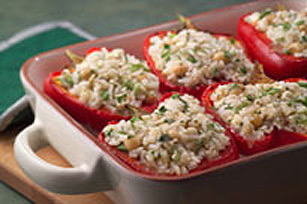 Stuffed Greek Peppers
