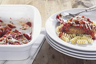 Poulet parmesan vite fait Image 1