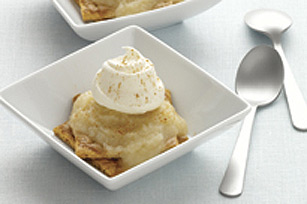 3-Minute Apple Cobbler
