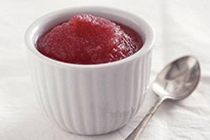 Compote de pommes à la fraise Image 1