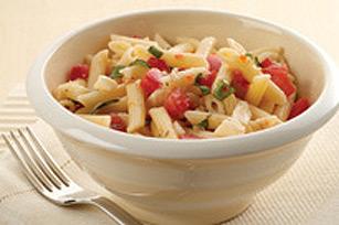 Salade de pâtes à l'italienne facile à préparer