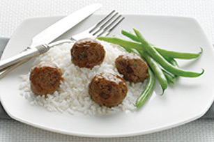 Easy Teriyaki Chicken Balls Image 1