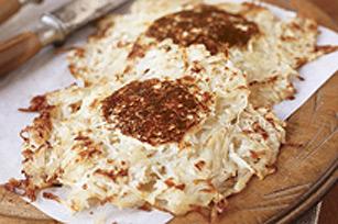 Röstis aux pommes (galettes de pommes de terre) Image 1
