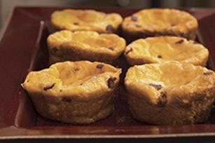 Soufflés infaillibles au fromage et au bacon Image 1