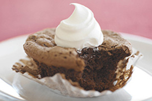 Double Chocolate Fudge Cups Image 1
