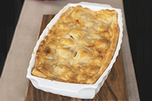 Plat de brocoli et de fromage en croûte Image 1