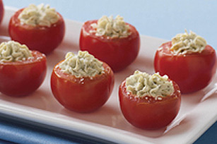 Stuffed Cherry Tomatoes Image 1