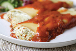 Easy Baked Manicotti Recipe Kraft Canada