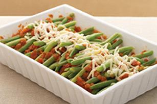 Saucy Green Beans