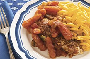 Souper de macaroni et de poulet à la salsa Image 1
