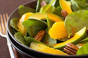 Salade d'épinards et d'avocat Image 1