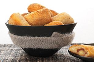 Mini-calzones au jambon et au fromage Image 1