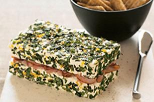 Tartinade au fromage à la crème et aux herbes facile à préparer Image 1