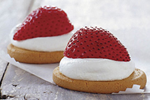 Mini-shortcake aux fraises