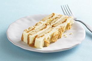 Layered Dulce de Leche Dessert