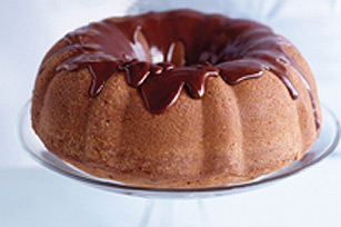 One-Bowl Easy Chocolate Glaze
