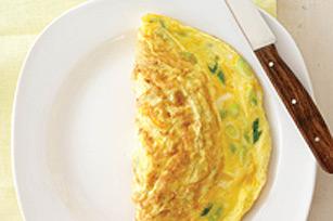 Creamy No-Fail Omelette