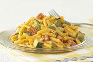 Salade de macaronis au fromage