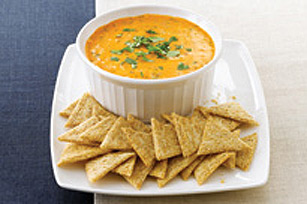 Hot Cheesy Mexican Dip