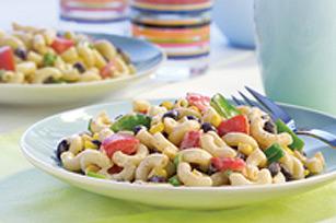 Creamy Southwestern BBQ Pasta Salad