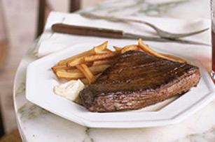 Steak-frites classique