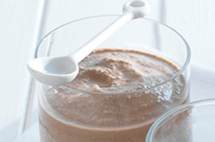 Boisson glacée chocolat et menthe Image 1