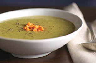 No Cream Creamy Broccoli Soup