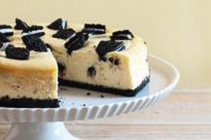 Gâteau facile au fromage et aux biscuits OREO