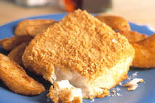 Oven-Baked Fish & Chips Image 1