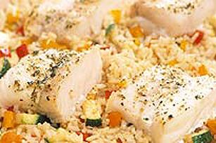 Souper de poisson et de riz Image 1