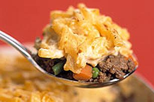Pâté chinois au macaroni Image 1