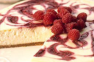 3 - Step Raspberry Cheesecake Image 1