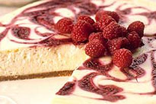 Gâteau au fromage aux framboises en 3 étapes Image 1
