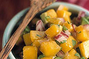 Mango and Avocado Salsa Image 1