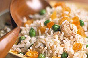 Banana and Coconut Rice Image 1