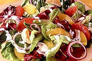 Salade crémeuse aux graines de pavot Image 1