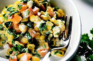 Salade de maïs à la coriandre Image 1